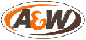 a and w logo